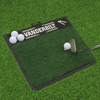 "20"" x 17"" Vanderbilt University Golf Hitting Mat"