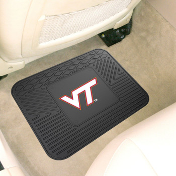 "14"" x 17"" Virginia Tech Car Utility Mat"