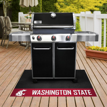 "26"" x 42"" Washington State University Grill Mat"