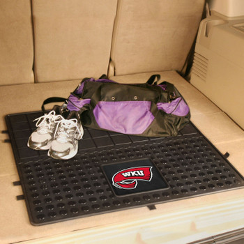 "31"" Western Kentucky University Heavy Duty Vinyl Cargo Trunk Mat"