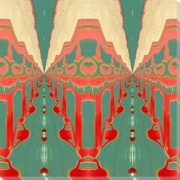 Itzel Wrapped Canvas Giclee Art Print Wall Art