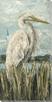 Vern Pelican Bird Wrapped Canvas Giclee Art Print Wall Art