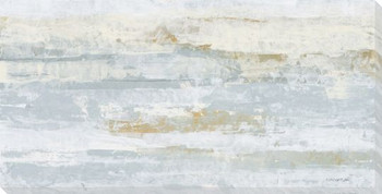 Diamond Coast Wrapped Canvas Giclee Art Print Wall Art