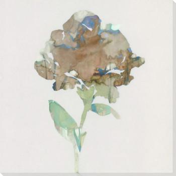 Modern Bloom II Wrapped Canvas Giclee Art Print Wall Art