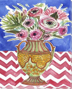 Morning Break II Wrapped Canvas Giclee Art Print Wall Art