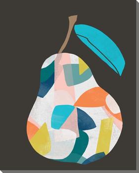 Fab Fruit I Wrapped Canvas Giclee Art Print Wall Art