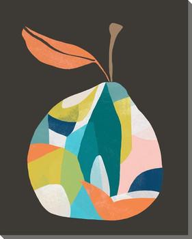 Fab Fruit IV Wrapped Canvas Giclee Art Print Wall Art