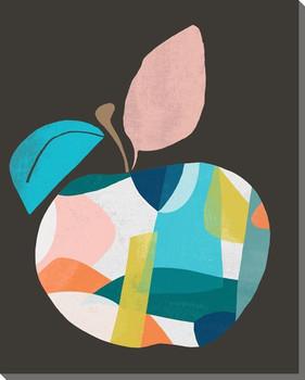 Fab Fruit II Wrapped Canvas Giclee Art Print Wall Art