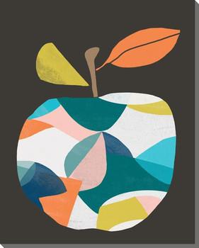 Fab Fruit III Wrapped Canvas Giclee Art Print Wall Art