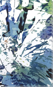 Sunburst 3 Wrapped Canvas Giclee Art Print Wall Art