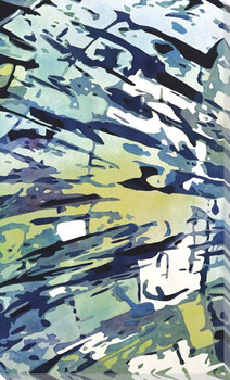 Sunburst 1 Wrapped Canvas Giclee Art Print Wall Art