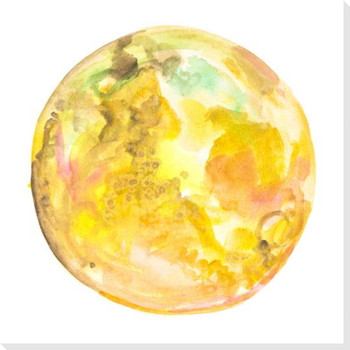 Orb 2 Wrapped Canvas Giclee Art Print Wall Art