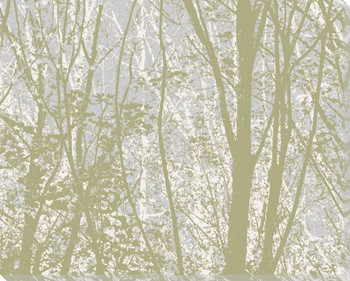 Amidst the Trees I Wrapped Canvas Giclee Art Print Wall Art