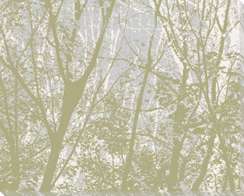 Amidst the Trees II Wrapped Canvas Giclee Art Print Wall Art