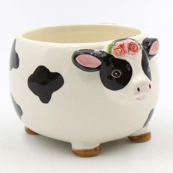 Cow Candy Bowls, Set of 2