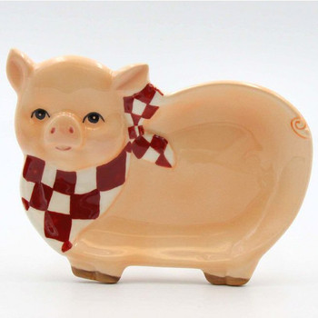 Pig Candy Dishes, Set of 2