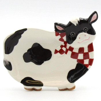 Cow Candy Dishes, Set of 2