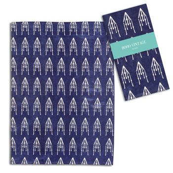 Tabitha Cotton Tea Towels, Set of 4