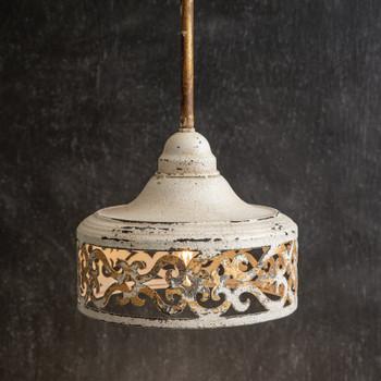 Caroline Metal Pendant Lamp Light