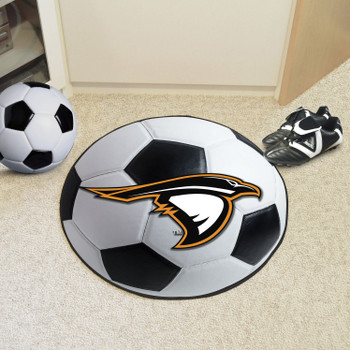"""27"""" Anderson University (IN) Soccer Ball Round Mat"""
