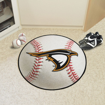 """27"""" Anderson University (IN) Baseball Style Round Mat"""