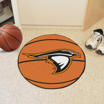 """27"""" Anderson University (IN) Basketball Style Round Mat"""