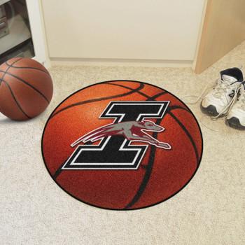 "27"" University of Indianapolis Basketball Style Round Mat"