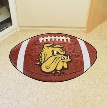 "20.5"" x 32.5"" University of Minnesota-Duluth Football Shape Mat"
