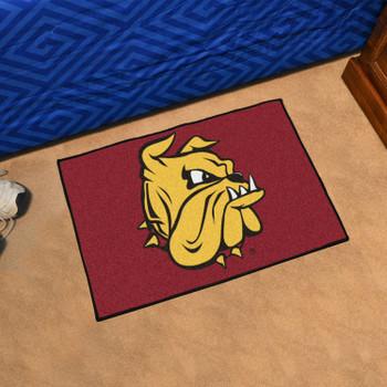 "19"" x 30"" University of Minnesota-Duluth Red Rectangle Starter Mat"