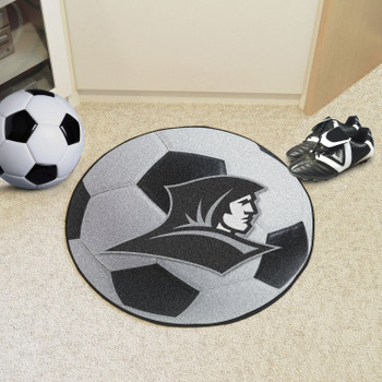 """27"""" Providence College Soccer Ball Round Mat"""