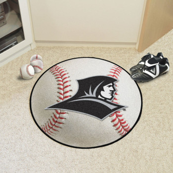 "27"" Providence College Baseball Style Round Mat"
