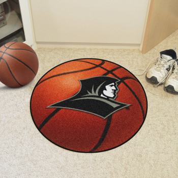"""27"""" Providence College Basketball Style Round Mat"""