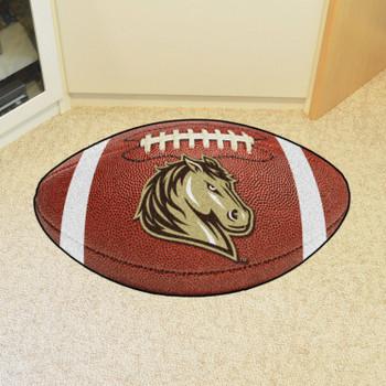 """20.5"""" x 32.5"""" Southwest Minnesota State University Football Shape Mat"""