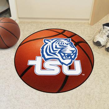 "27"" Tennessee State University Basketball Style Round Mat"