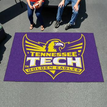 "59.5"" x 94.5"" Tennessee Tech University Purple Rectangle Ulti Mat"