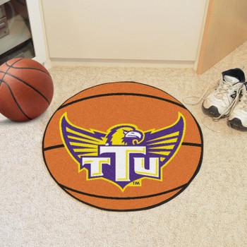 "27"" Tennessee Tech University Basketball Style Round Mat"
