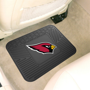 """14"""" x 17"""" Arizona Cardinals Car Utility Mat"""