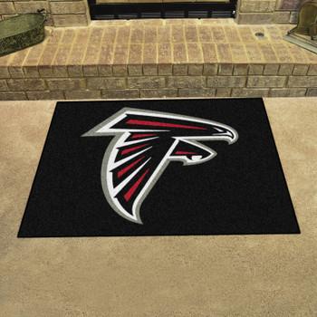 "33.75"" x 42.5"" Atlanta Falcons All Star Red Rectangle Rug"