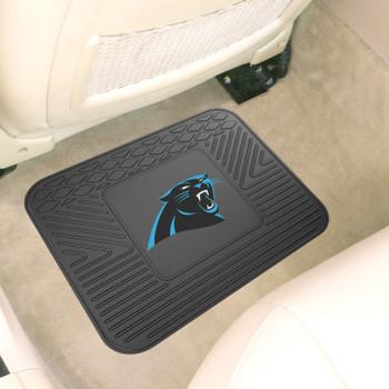 """14"""" x 17"""" Carolina Panthers Car Utility Mat"""