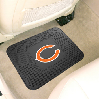 "14"" x 17"" Chicago Bears Car Utility Mat"