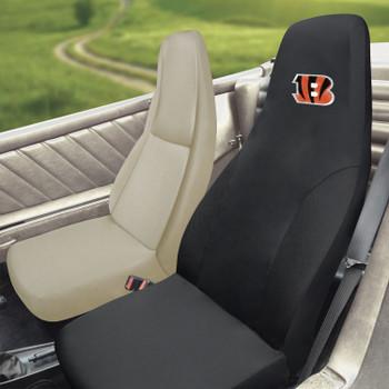 Cincinnati Bengals Black Car Seat Cover