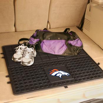 "31"" Denver Broncos Heavy Duty Vinyl Cargo Trunk Mat"