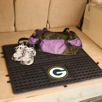 "31"" Green Bay Packers Heavy Duty Vinyl Cargo Trunk Mat"