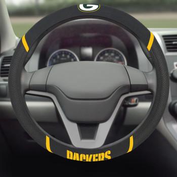 Green Bay Packers Steering Wheel Cover