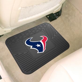"""14"""" x 17"""" Houston Texans Car Utility Mat"""