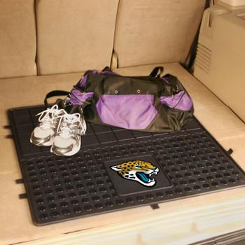 "31"" Jacksonville Jaguars Heavy Duty Vinyl Cargo Trunk Mat"