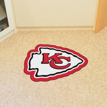 Kansas City Chiefs Red Mascot Mat