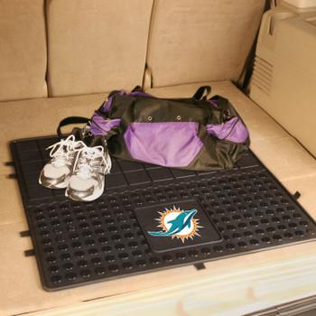 "31"" Miami Dolphins Heavy Duty Vinyl Cargo Trunk Mat"