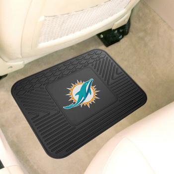 "14"" x 17"" Miami Dolphins Car Utility Mat"