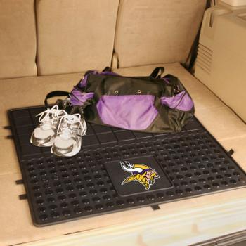 "31"" Minnesota Vikings Heavy Duty Vinyl Cargo Trunk Mat"